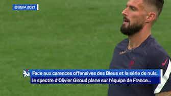 Image d'aperçu pour Bleus - La vie sans Giroud