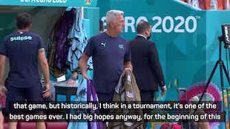 Preview image for Former Switzerland defender Vega hails 'historic' win over France