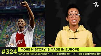 Preview image for Why Sebastien Haller made HISTORY in Europe!