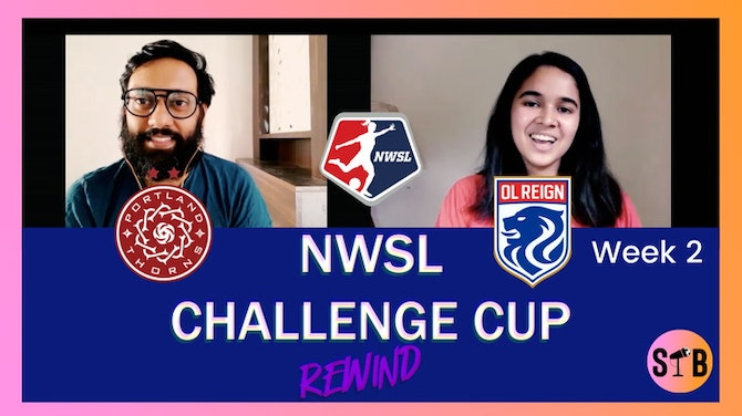 Preview image for Portland Thorns 1-2 OL Reign | #NWSLRewind Week 2