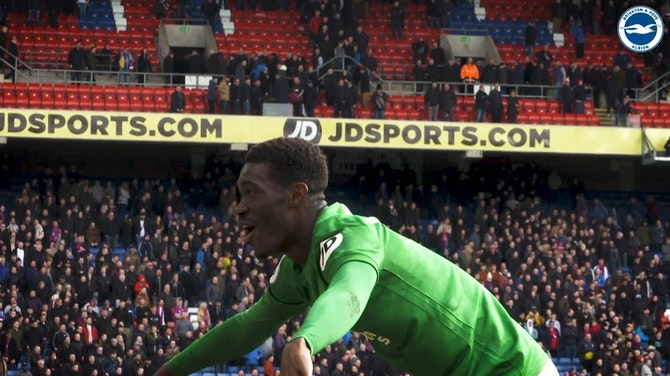 Preview image for Yves Bissouma's best moments for Brighton