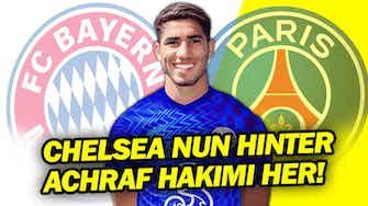Vorschaubild für Chelsea gleicht das Transferangebot von PSG! Bayern damit raus aus dem Rennen!