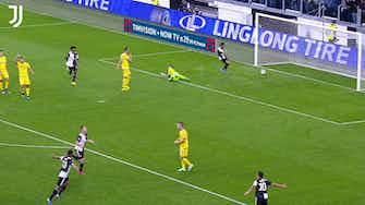 Preview image for Ramsey's first Juventus goal