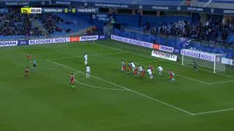 Vorschaubild für Ligue 1: Montpellier - Toulouse   DAZN Highlights
