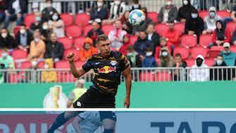 Vorschaubild für 4:0! RB Leipzig überrollt Sandhausen