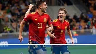 Imagen de vista previa para España jugará la final de la Nations League