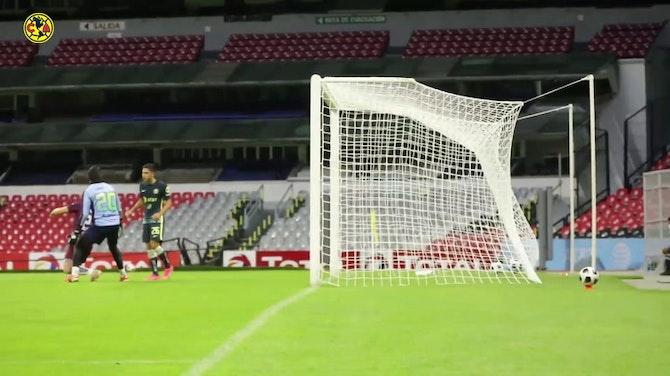 Imagen de vista previa para El gol de Karel Campos ante Atlante