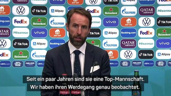 """Vorschaubild für Kane: """"Freuen uns auf Italien"""""""
