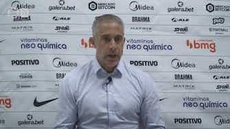 Imagem de visualização para Sylvinho analisa derrota para o São Paulo e vê dificuldade no início do 1º tempo