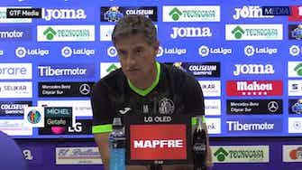 """Imagen de vista previa para Míchel: """"Vamos a jugar contra Griezmann en dos equipos diferentes en 15 días"""""""
