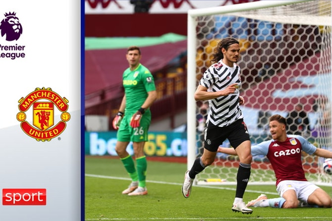 Traoré-Traumtor reicht nicht - United dreht Partie | Highlights: Villa - Man United 1:3