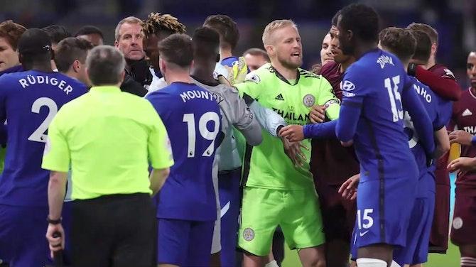 Imagen de vista previa para Las repercusiones de la trifulca entre los jugadores del Chelsea y el Leicester