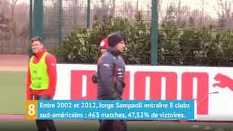 "Image d'aperçu pour Marseille - Qui es-tu, Sampaoli, ""fils"" de Bielsa ?"
