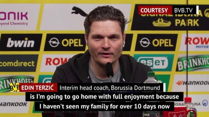 Preview image for Terzic wants continued Dortmund journey after impressive caretaker gig