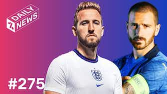 Preview image for Italy v England EURO 2020 Final + Messi v Neymar in Copa America!