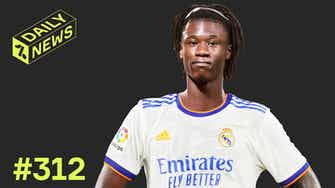 Preview image for Real Madrid sign Camavinga and WALK AWAY from Mbappé deal!
