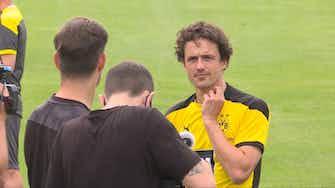 Vorschaubild für Medien: Mourinho offenbar an BVB-Spieler Delaney interessiert