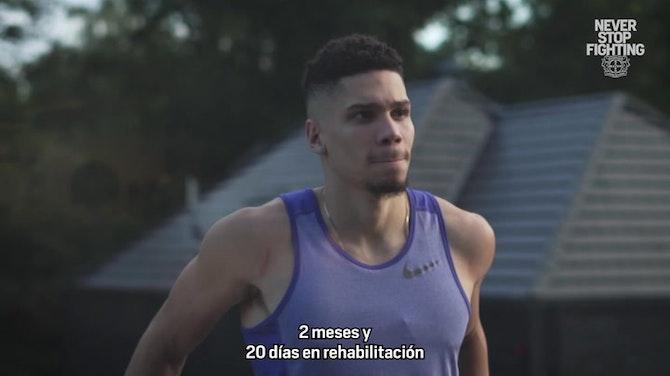 """Paulinho y su documental: 'Nunca dejes de luchar"""""""