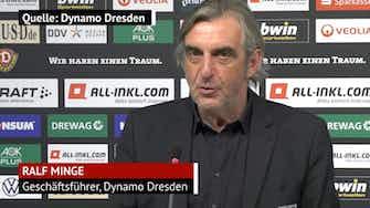 """Vorschaubild für Dynamo schießt gegen Tebas: """"Ganz großer Mann"""""""