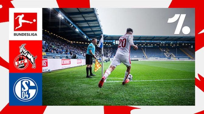 Os destaques de 1. FC Köln vs. FC Schalke 04   05/22/2021