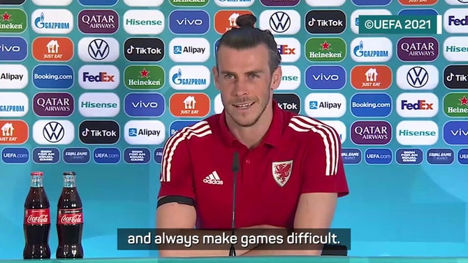 Bale insists Wales 'under no illusions' ahead of Italy test