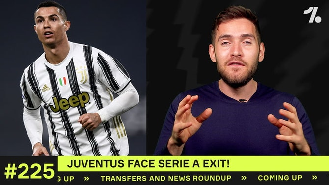 Preview image for Why Juve might be KICKED OUT of Serie A!
