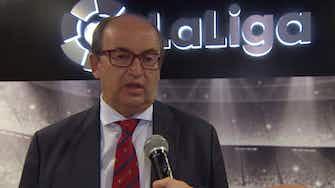 """Imagen de vista previa para José Castro: """"El acuerdo con CVC es bueno para LaLiga"""""""