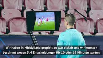 Vorschaubild für Klopp mit Rundumschlag gegen Video-Beweis