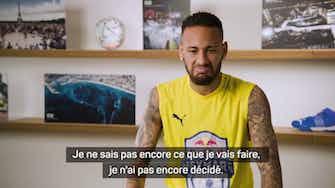 Image d'aperçu pour PSG - Neymar dévoile une information sur son avenir