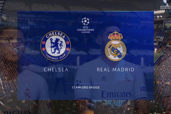 La vuelta entre Chelsea y Real Madrid, en Onefootball