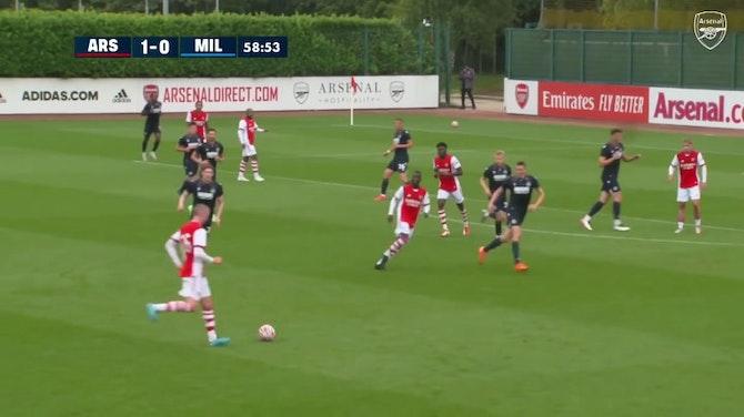 Image d'aperçu pour Le but d'Alexandre Lacazette contre Millwall