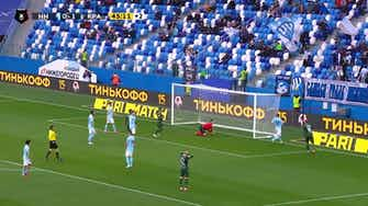 Preview image for Best saves of week 12 in the Russian Premier League 2021-22 season