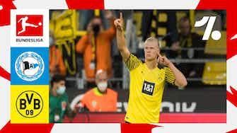 Imagem de visualização para Veja os lances de Arminia Bielefeld vs. Borussia Dortmund | 10/23/2021