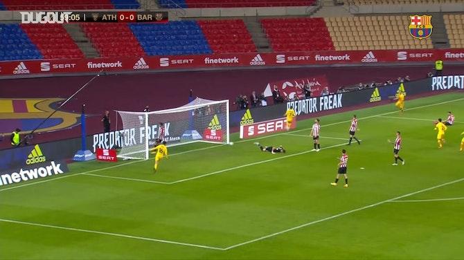 Highlights: Athletic Bilbao 0-4 FC Barcelona