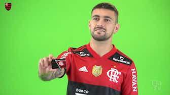 Imagem de visualização para David Luiz, Arrascaeta e Kenedy realizam Media Day no Flamengo