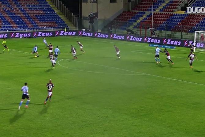 Résumé Crotone 0-4 Naples