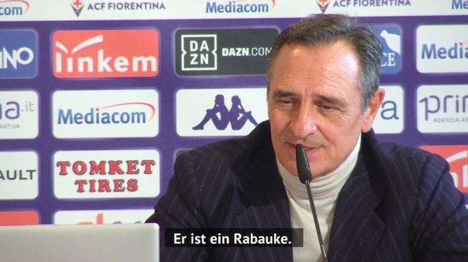 Vorschaubild für Neo-Fiorentina-Trainer über Ribery: Ein Rabauke