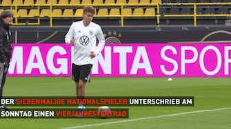 Vorschaubild für Bundesliga-Rückkehr perfekt: Waldschmidt wechselt nach Wolfsburg