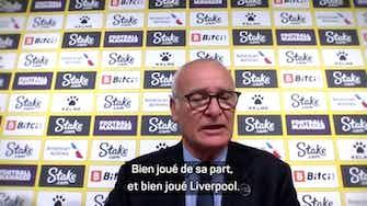 """Image d'aperçu pour 8e j. - Ranieri : """"Tout ce que Salah touche se transforme en or"""""""