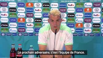 """Image d'aperçu pour 8es - Xhaka : """"L'équipe de France est favorite mais il ne faudra pas se cacher"""""""