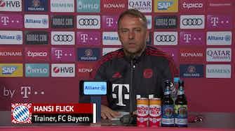 """Vorschaubild für Flick zum DFB-Job: """"Fehlt an Kleinigkeiten"""""""