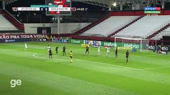 Imagem de visualização para Melhores momentos de Atlético-GO x Athletico-PR