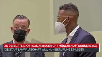 Vorschaubild für Jerome Boateng zu Millionenstrafe verurteilt