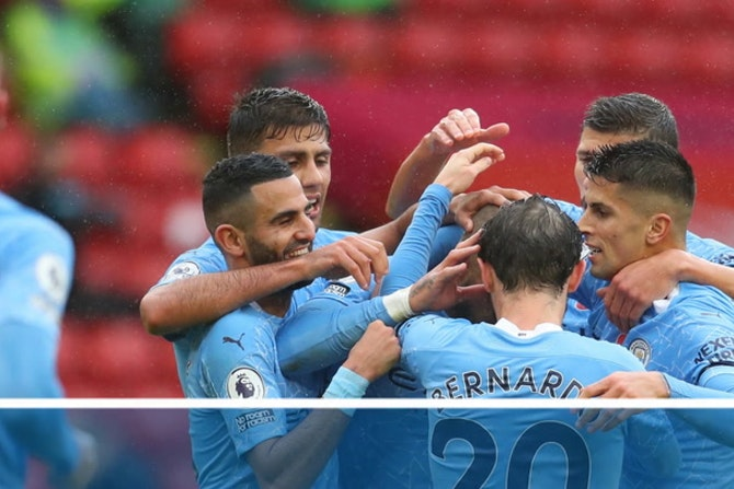 Breaking News - Manchester City crowned Premier League champions