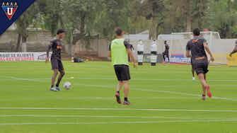 Preview image for Liga de Quito prepare to face Athletico Paranaense