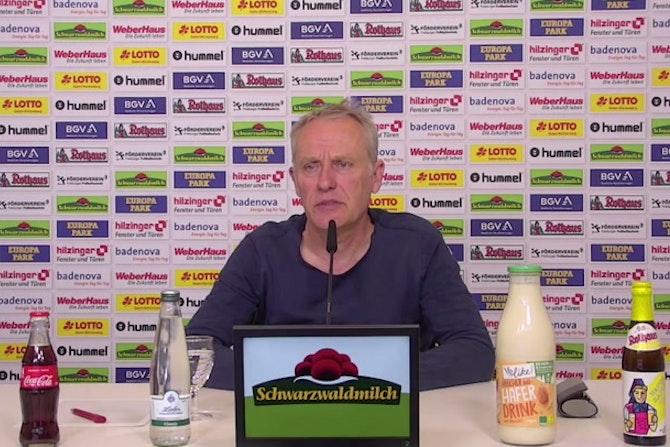 """Streich: """"Hertha wird hochmotiviert sein"""""""