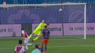 Preview image for Ben Yedder's wonderful header vs Montpellier
