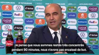 """Image d'aperçu pour Groupe B - Martinez : """"Le tournoi de Castagne est terminé"""""""
