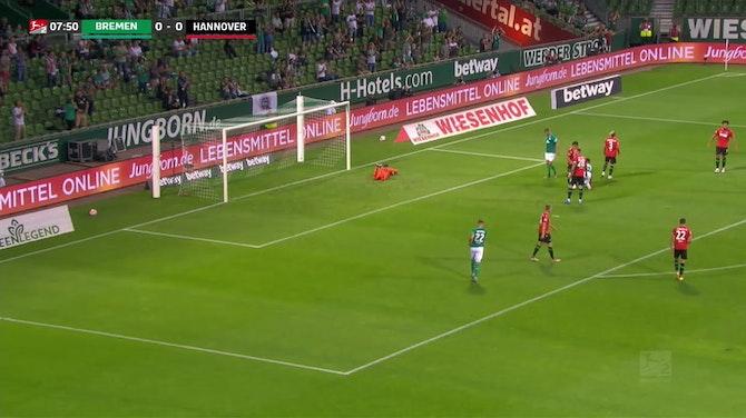 Imagem de visualização para Melhores momentos de Werder Bremen x Hannover