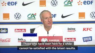 Preview image for France 'will do everything' to end of run of draws - Deschamps